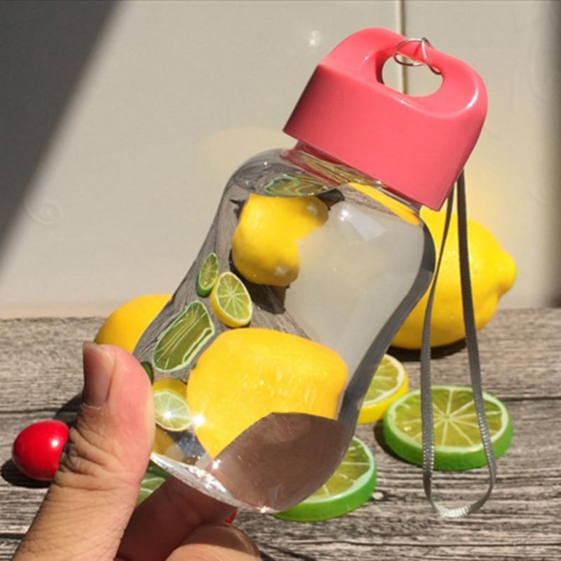 1PCS 180Ml Plastic Colorful Water Bottle Bpa Free Portable School Water Bottles For Children Kids Mini Cute Bottle For Water|Water Bottles| |  - AliExpress