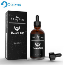 100% Natural 60ML Beard Growth Oil Hair Growth Agent Thickener Hair Anti Hair Loss Tonic Grow Beard Treatment Growth Essence