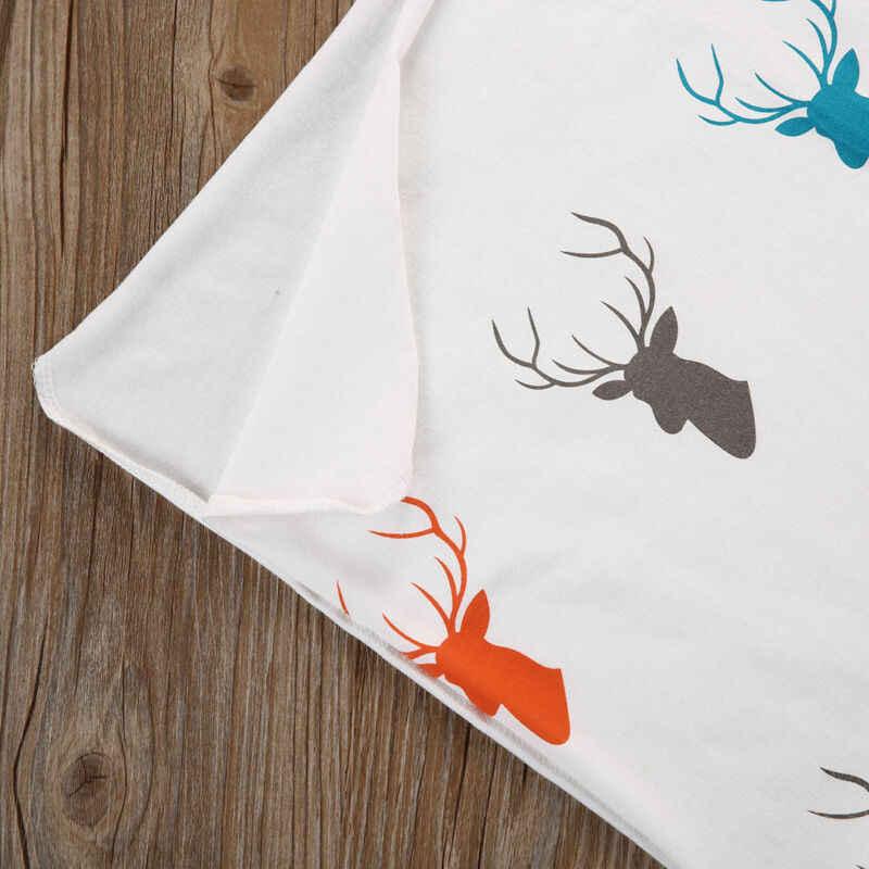 حار Slae الوليد أكياس النوم لطيف الغزلان نمط الطفل الرضع قماش للف الرضع لينة مغلف التقميط النوم بطانية منشفة استحمام