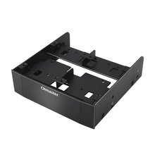 OImaster MR 8802 Multi functional Combination of Multi use Hard Drive Conversion Rack Standard 5 25