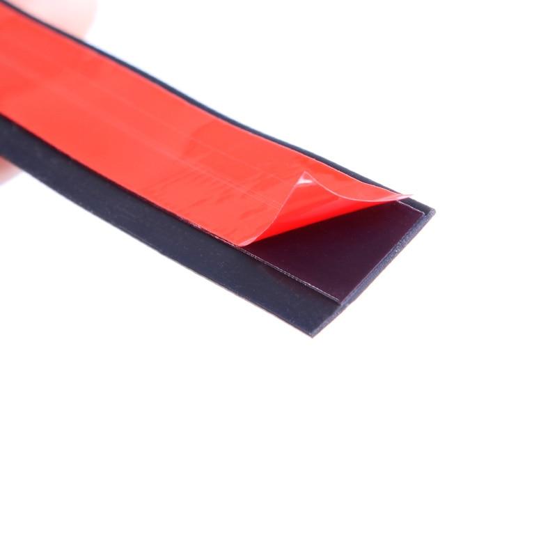 cheapest 4meter seal door weatherstrip Car Door Window Seal for Window Glass 20mm width car accessories