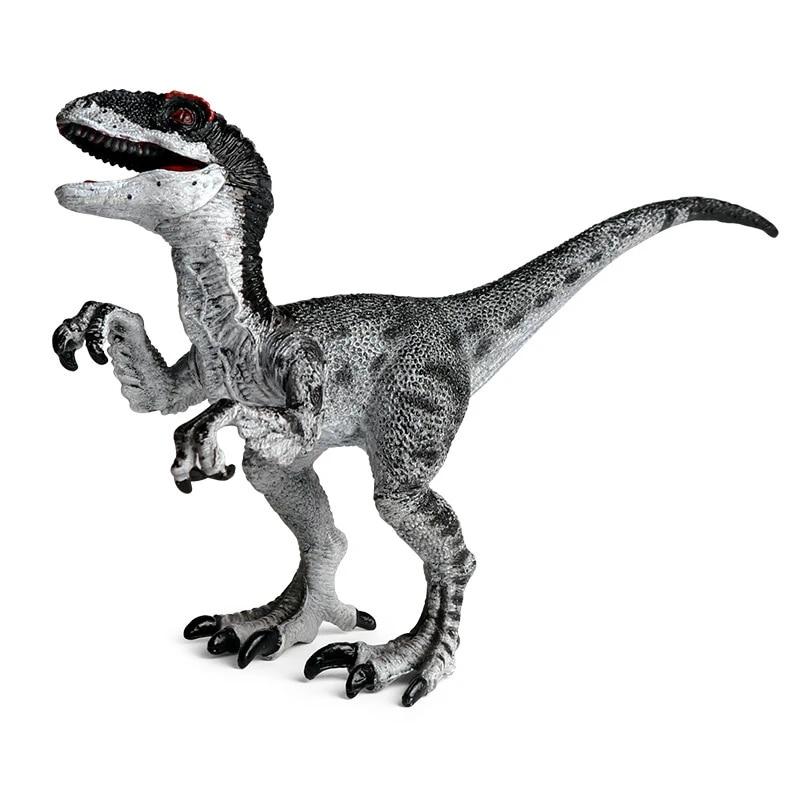 Juguetes De Dinosaurio Raptor Blanco Y Negro Modelo De Simulacion Mini Figura De Accion Jurasico Juguetes Creativos Educativos Para Ninos Accesorios De Maquetas Aliexpress Los dinosaurios más famosos de la historia son el tiranousaurio rex, el triceratops, el velociraptor, el diplodocus, el gigantosaurus… ¿a que te suenan en su fiesta de cumpleaños de dinosaurios seguro que habrá una tarta y querrás decorarla para que quede bonita. juguetes de dinosaurio raptor blanco y