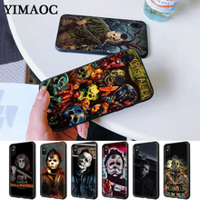 The Curse Of Michael Myers Horror Movie Silicone Case for Redmi Note 4X 5 Pro 6 5A Prime 7 8