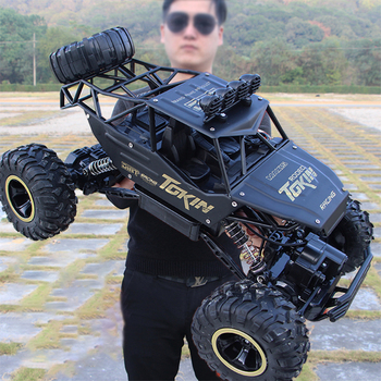 1:12 4WD RC car update version 2.4G radio remote control car car toy car 2020 high speed truck off-road truck children's toys 2 4g 4wd electric rc car rock crawler remote control toy cars off road radio radio controlled drive toys for kids suprise gift