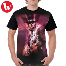 купить Stevie Ray Vaughan T Shirt Stevie Ray Vaughan - Crossfire T-Shirt Short Sleeves Basic Graphic Tee Shirt Graphic Fun 4xl Tshirt по цене 790 рублей