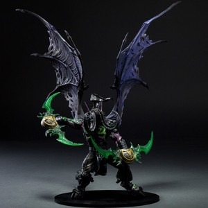 Wow Action Figure DC Unlimited Series 5 , Game Wow Demon Hunter illidan Stormrage PVC Action Figure Toys(China)