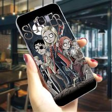 Buffy The Vampire Slayer Cứng Nhám Giành cho Samsung Galaxy A5 2018 A6 2017 A7 2016 A8 Plus A9 A10 A20 a30 A40 A50 A70 A3 2015(China)