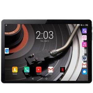 Image 1 - Tablette Pc de 10.1 pouces, Android 7.0, Google Play, 3G, appels téléphoniques, double carte SIM, wi fi, GPS, Bluetooth 2,5d, écran en verre trempé