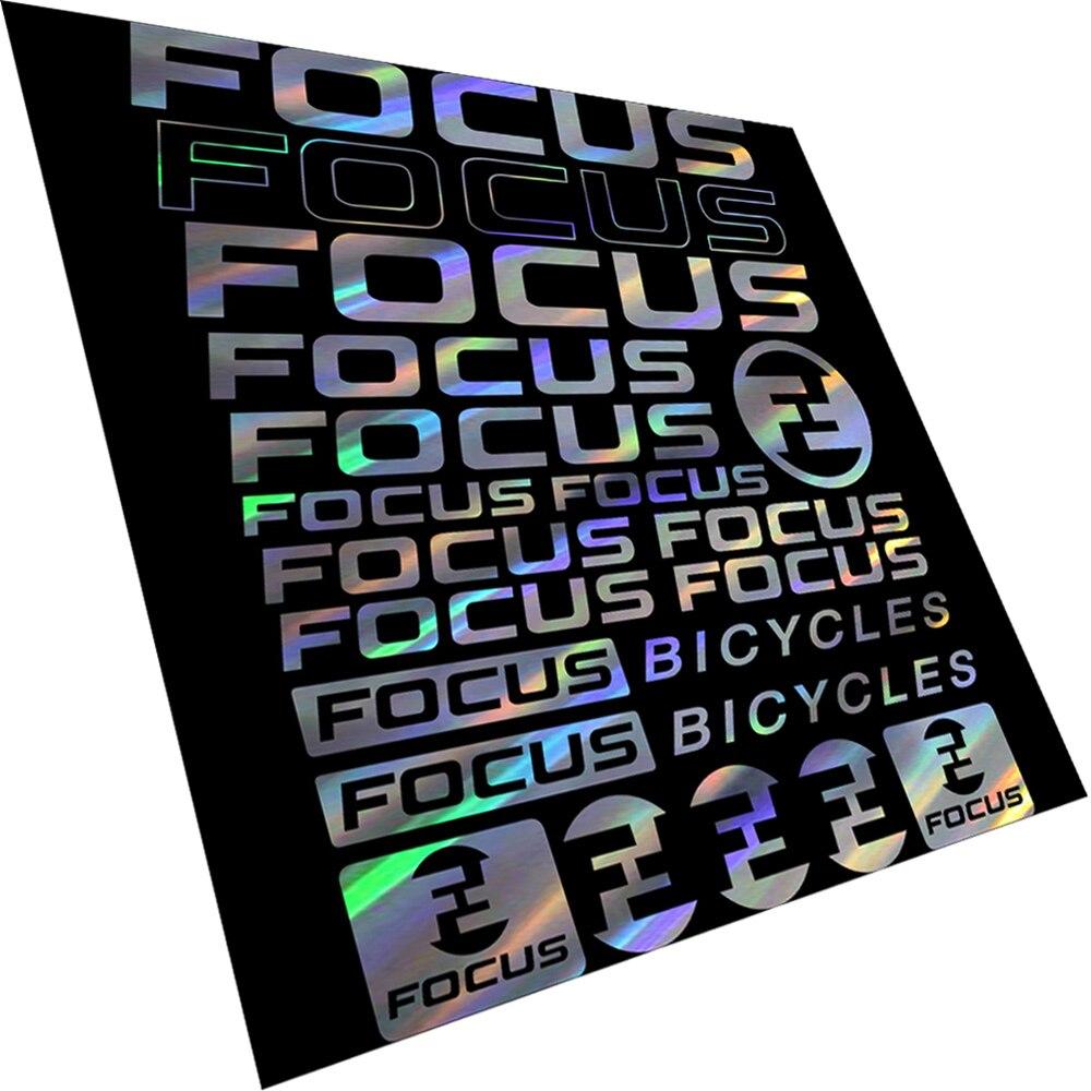 Комплект для фокусировки рамы велосипеда виниловые наклейки Набор наклеек горный велосипед MTB BMX дорожный