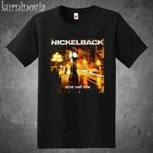 US $22.0 |Bloodhoof Nickelback alternative metal Rock Band Fashion black cotton new T Shirt Asian Size|T Shirts| | AliExpress