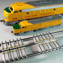 N Scale 1:160 Model Bearing Train Running Machine Track With dedicated cable Special Trial  Hot-selling