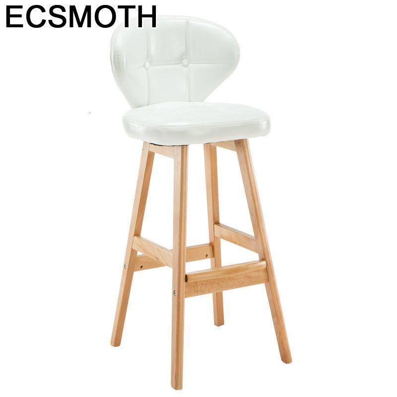 Table Kruk Stoelen Sgabello Fauteuil Taburete Ikayaa Sedia Silla Leather Tabouret De Moderne Cadeira Stool Modern Bar Chair