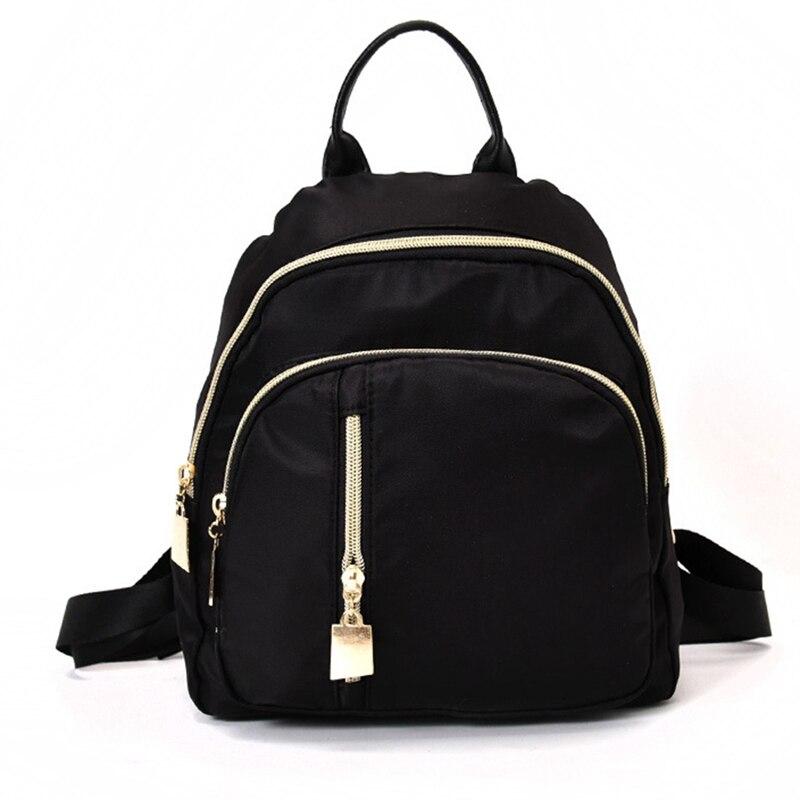 New Small Fashion Rucksack Hotsale Women Shopping Purse Ladies  Bookbag Travel Bag Student School Backpacks