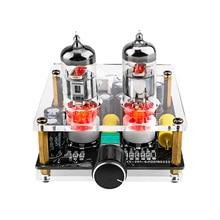 AIYIMA Fever Tube 프리 앰프 보드 6J3 진공관 프리 앰프 스테레오 앰프 오디오 완성 보드 DIY Kit AMP