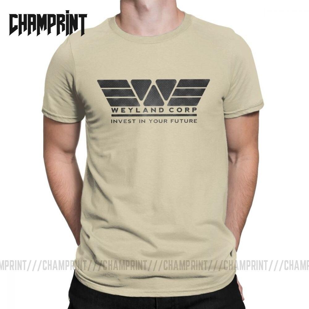 Weyland Yutini T-Shirt 100/% Cotton Alien Inspired Wey-Yu Xenomorph Ripley