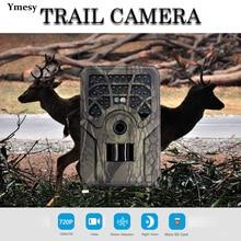 Ymesy 2021 PR-300C Hunting Camera 12 Million HD Outdoor Camera HD Camera 46pcs 940nm Infrared Night Vision Light Action Camera