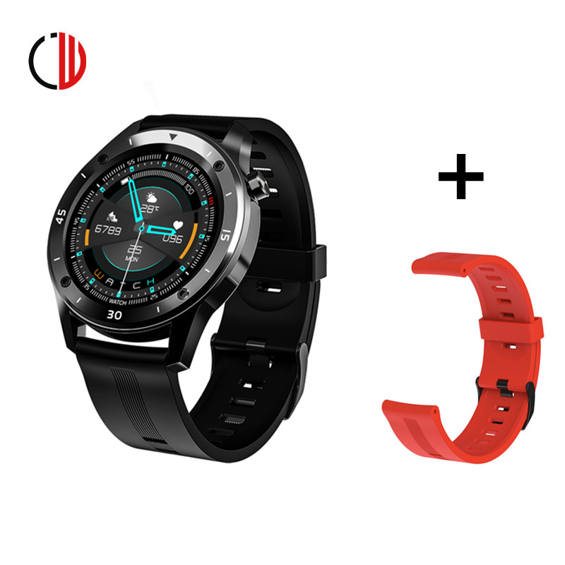 CZJW F22S Sport Smart Watches for man woman 2020 gift intelligent smartwatch fitness tracker bracelet blood pressure android ios 15