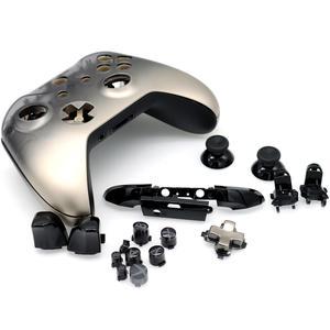 Image 1 - Full Vỏ Nhà Ở Tùy Chỉnh Thay Thế Với Tự Dùng Nút Bộ Cho Tay Cầm Điều Khiển Không Dây Xbox One Phantom Đen Phiên Bản Đặc Biệt