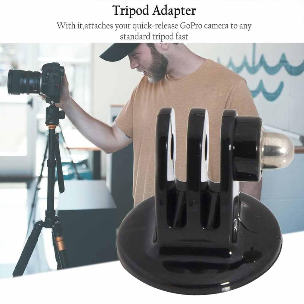 """Adaptador de trípode Universal 1/4 """"Montaje del convertidor para Sony AEE Gopro Hero 5 4 3 + 3 Xiaomi yi acción la cámara Gopro Accesorios"""