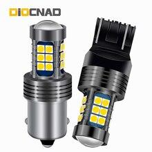 цена 1pcs Car LED Brake Light Lamp Bulb W21/5W P21/5W BAY15D BA15S P21W For kia ceed rio 3 4 sportage 4 cerato sorento picanto optima онлайн в 2017 году