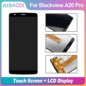 Image 4 - AiBaoQi New Original 5.5 inch Touch Screen + 960x540 LCD Display Assembly Replacement For Blackview A20/A20 Pro Phone