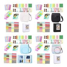 Camera Accessories Kit Case Album Photo Frames Stickers Shoulder Bag Protector Cover Case for Fujifilm Instax Mini 11