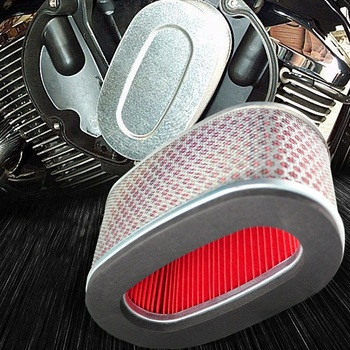17213-MBA-010 Motorcycle Replacement Accessories Air Filter for Honda VT750 Shadow/400 1998-2003 image