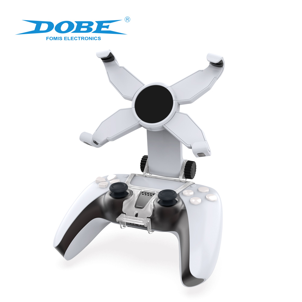 For Sony PS5 Playstation 5 Dualsense Mobile Phone Support Holder Clip Gaming Accessories Game Gear Gamepad Controller Joystick 1