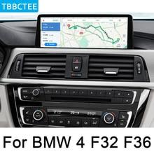 For BMW 4 Series F32 F33 F36 2013~2016 NBT Car Android Radio GPS Multimedia player stereo Navigation Navi Media HD Screen ebilaen car radio multimedia for bmw f30 f31 f36 f34 f32 f33 f20 f21 nbt system unit pc android 10 0 autoradio navigation gps