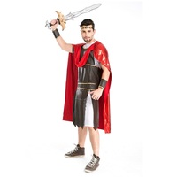 2019 New Style Warrior Adult Mens Roman Male Gladiator Sexy Medieval Costume Halloween Carnival Party Cosplay Fashion Clothing