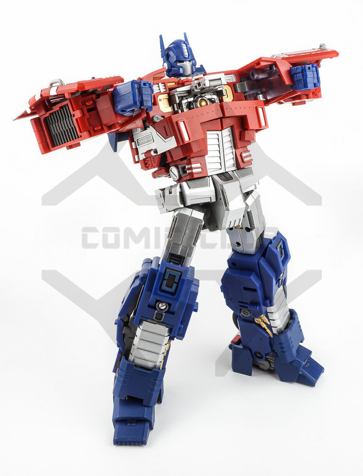 Image 4 - COMIC CLUB IN STOCK Transformation DaBan IDW GT OP Commander Truck Deformation Commader Action Figure Robot ToysAction & Toy Figures   -