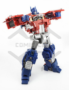 Image 4 - COMIC CLUB IN STOCK Transformation DaBan IDW GT OP Commander Truck Deformation Commader Action Figure Robot Toys