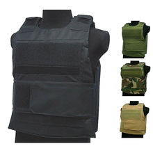 Tactical Vest Military Equipment Airsoft Vest Outdoor Molle Carrier Body Armor Army Combat Paintball Hunting Vest For CS Wargame tactical vest hunting equipment airsoft vest army military gear outdoor paintball police molle vest for cs wargame 6 colors
