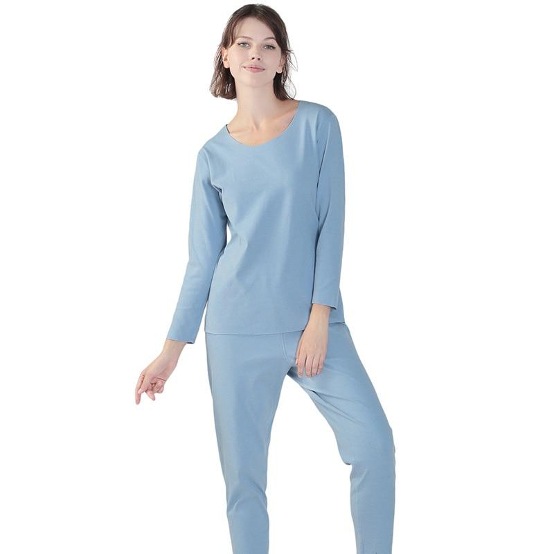 Thermal Underwear Long Johns Women Winter Soft Cotton Slim Velvet High Waist Warm Seamless Plus Size XXL-7XL Self Heating 110kg