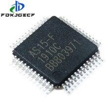 10 pièces 100% Nouveau AS15 F AS15 F QFP 48 Chipset