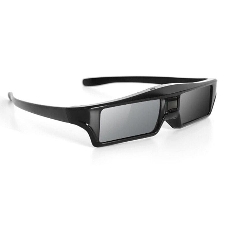 HOT-3D BT Bluetooth Active Shutter Glasses for Sony/Panasonic/Sharp/Epson ELPGS03 TDG-BT500A Home Cinema Projector