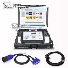 CF19แล็ปท็อป + CNH Est DPA5ชุดเครื่องมือใหม่ Holland อิเล็กทรอนิกส์เครื่องมือบริการ Cnh Est กรณี STRYR