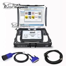 Kit doutils de diagnostic pour ordinateur portable CF19 + CNH Est DPA5, avec nouvel outil de Service électronique hollandais, coque STRYR