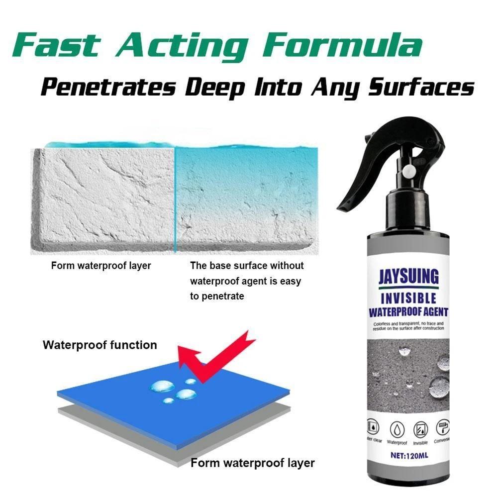 120ml sealant spray invisible waterproof agent ceramic tile sealers sealant adhesives floor anti tile wall spray leaking w8u3