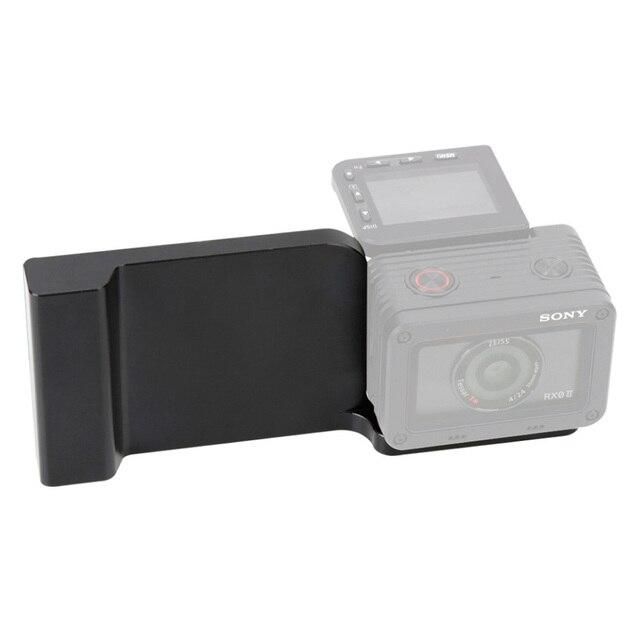 Adaptador de estabilizador de mano soporte de montaje conventor de cardán accesorios de placa de fijación para DJI OSMO para Sony RXO/RXO II