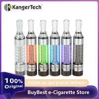5 stücke E-Cigs Kanger T3S eGo BCC 1,8 ohm Cartomizer Bottom Spule Veränderbar Clearomizer spiel eGo/eGo -T/eGo C Twist vape batterie