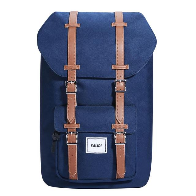 Fashionable Casual Leather Backpacks 5