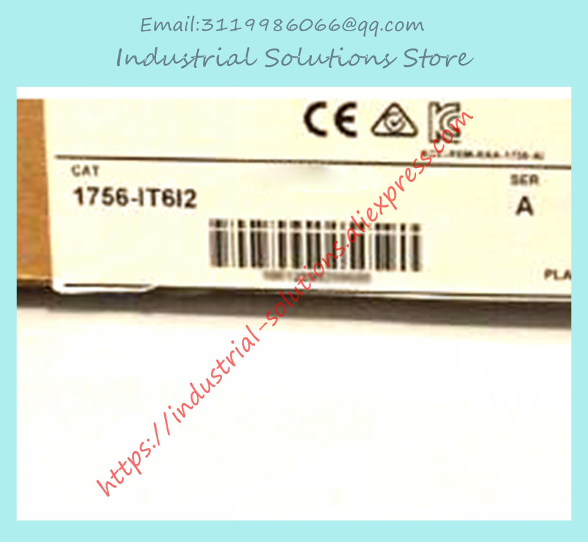 NEW 1756-IT6I2 1756-1T612 industrial control PLC module