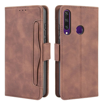For Huawei Y6P Flip Case Removable Card Slot Wallet Cover for Huawei Y6P 2020 Case Huawei Y 6 P Y6 P 6P 360 Protect Shockproof