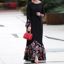 Sexy Long Dress Women Vintage Sleeve Party Casual Vestidos Woman Clothing