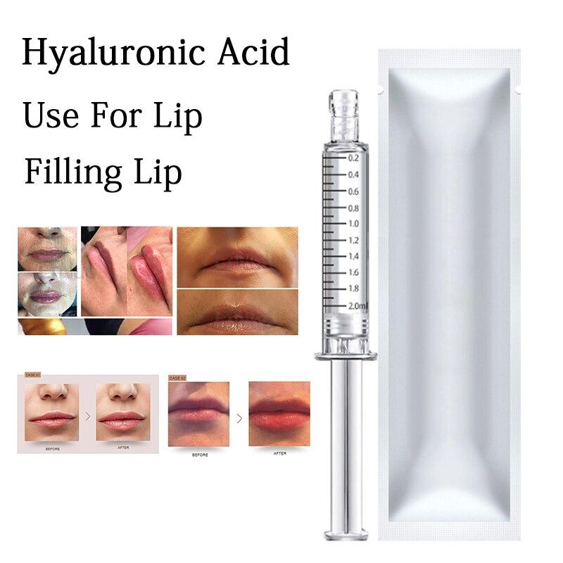 Remplisseur réticulé de lèvre de gel d'acide hyaluronique de 2ml injectable pour le rajeunissement de peau de remplisseur cutané d'amélioration de corps de lèvre de visage - 5