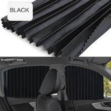Автомобильный козырек от солнца на боковое окно защита УФ лучей