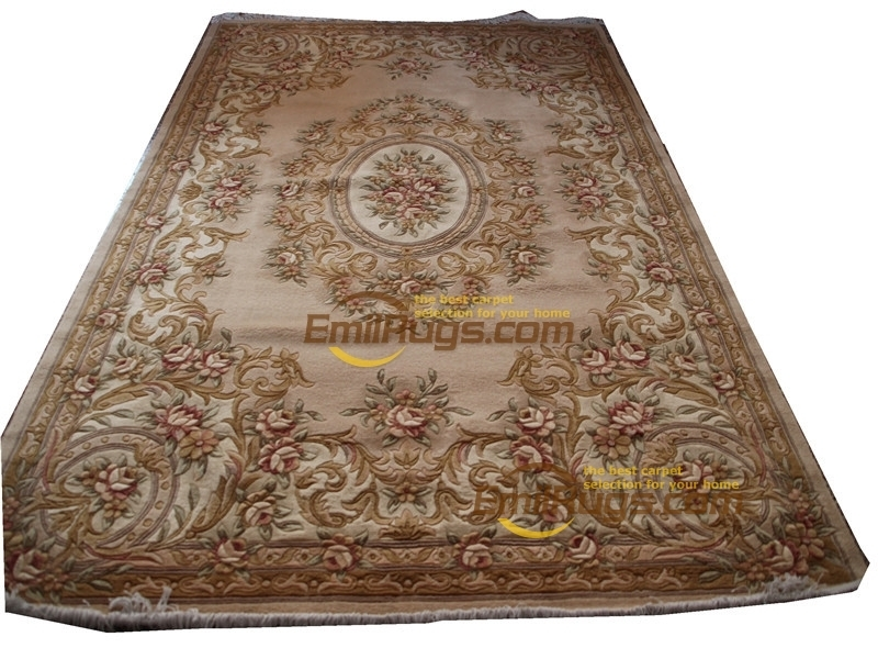 Rugs China Handmade Big Carpet For Living Room Exquisite Round Room Carpet New Carpet Wool Knitting Carpets