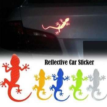 Светоотражающая лента-бампер для автомобиля Gecko для Bmw E46 E39 Audi A3 A6 C5 A4 B6 Mercedes W203 W211 Mini Cooper