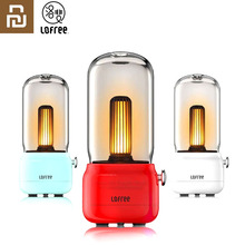 New  Youpin Lofree CANDLY Retro Light USB Charging/Charging Stand Two Light Modes Warm As Ever Warm Surrounding Feeling